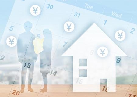 住宅購入後の生活